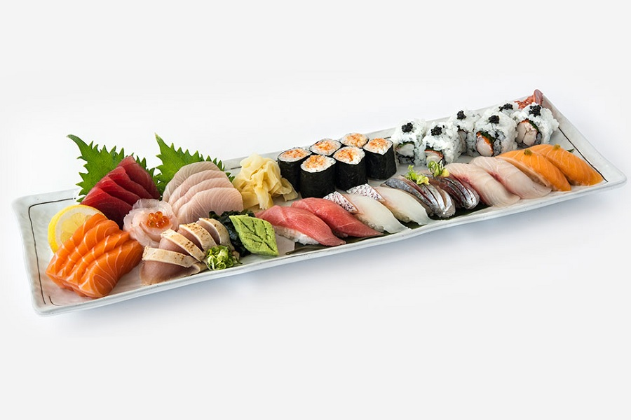 Sushi Food That Delivery Near Me
