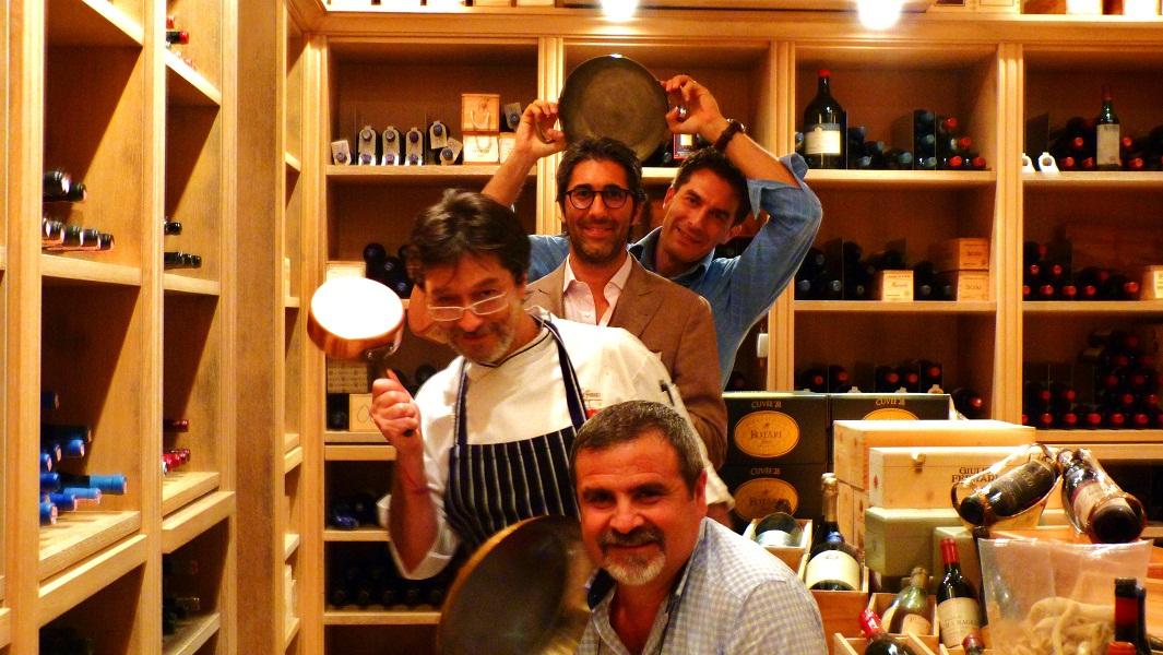 ristorante La Frasca Milano Marittima cervia