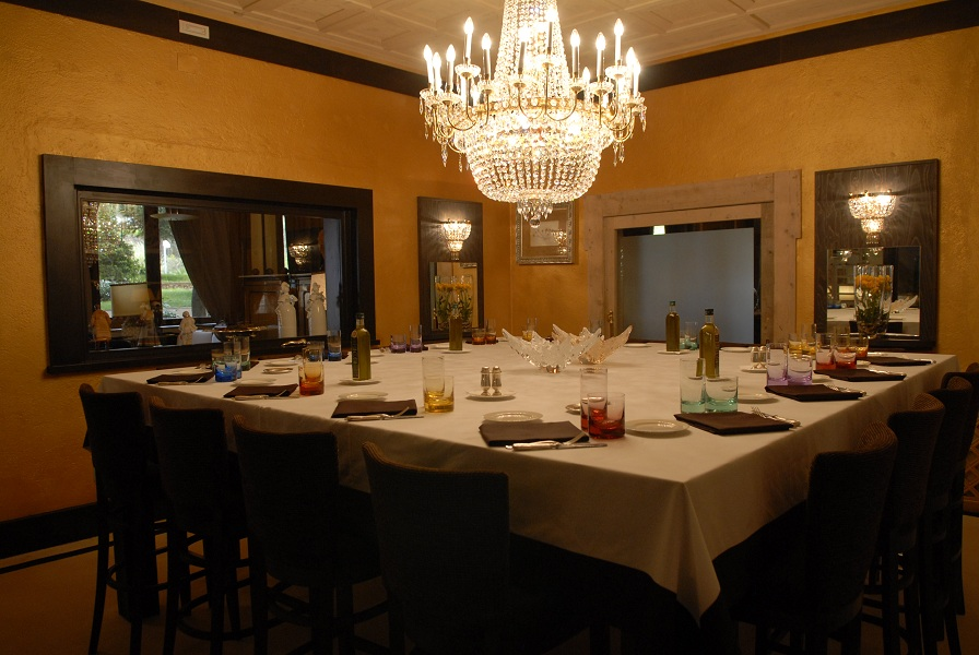 ristorante casa vissani menu gourmondo